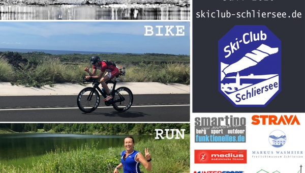 Schliersee Alpentriathlon >> virtual Race